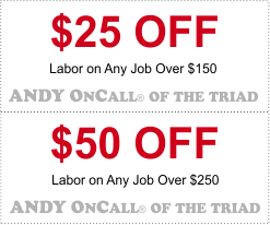 ANDY OnCall Coupons